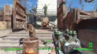 Эксперименты. Битва за Банкер-Хилл. Зачистка Придвена. Убийство Данса Fallout 4