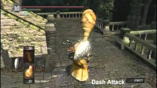 Dark Souls: Equipment Showcase: King Jeremiah's set