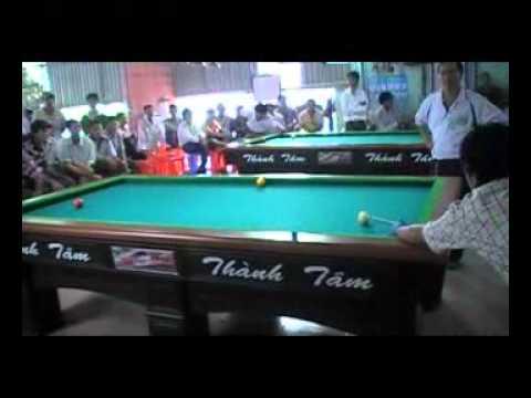 Giải Billiards Thốt Nốt - Cần Thơ