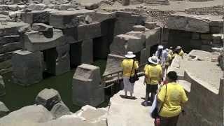 EGIPTO2012 2de14: Abydos Osirion