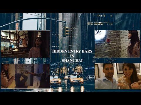 Hidden Secret entry bars - Oji ,Speak low ,Barber Shop    Shanghai Nightlife    do such bar exist?