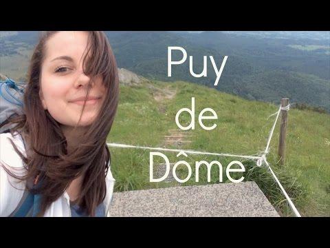VLOG - Montée du Puy de Dôme