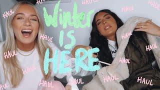 GOOD OL CLASSIC HAUL!!!! ZARA, ASOS ETC (we talk a lot lol)  | Sophia and Cinzia