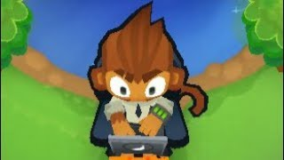 Bloons Tower Defense 6 NEW UPDATE 3.0 - New Hero Benjamin on Hard Mode