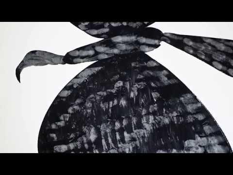 【台湾展示】山口一郎 2018年台湾新作展 black bird系列