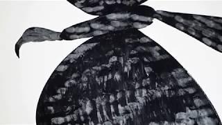 【台湾展示】山口一郎 2018年台湾新作展 black birdシリーズ
