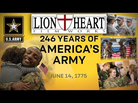 """""""History of the U.S. Army: 1775 - Today"""" - June 14th Army Birthday Special"""