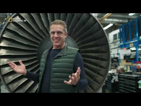 Джамбо Джет (Boeing 747) - Внутри невероятных машин  | (National Geographic)