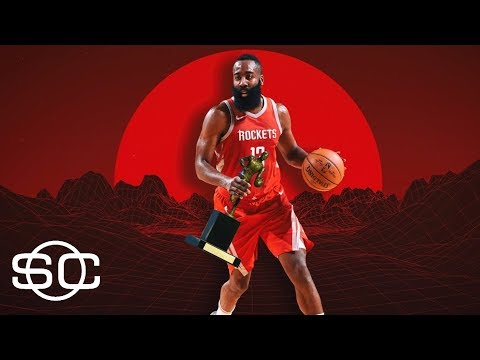 The absurd numbers fueling James Harden