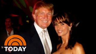 Former Playboy Model Karen McDougal Opens Up About Alleged Affair With Donald Trump | TODAY