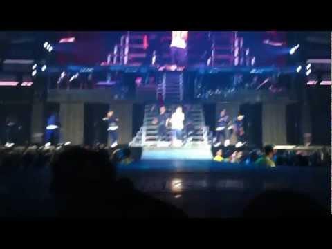 Boyfriend - Justin Bieber - Capital FM Arena, Nottingham - FRONT ROW Believe Tour