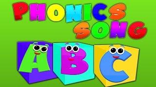 파닉스 노래 | 영어 알파벳 배우기 | 아이들을위한 알…