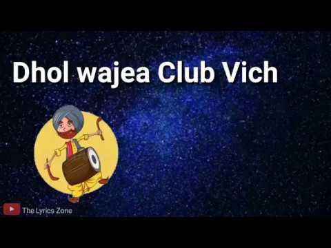 Dhol Wajea Parmish Verma | Latest Punjabi Whatsapp Status | The Lyrics Zone