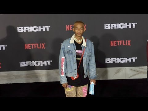 """Jaden Smith """"Bright"""" Los Angeles Premiere"""