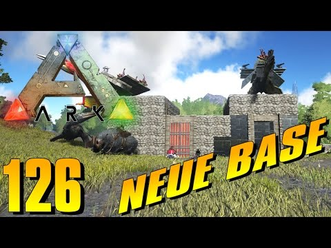 ARK #S4E126 - ALLIANZ BASE | Let's Play Ark Survival Evolved [Deutsch/German] Re:Up