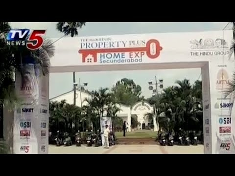 The Hindu Property Plus Home Expo Powered by TV5 | Hyderabad | TV5 News