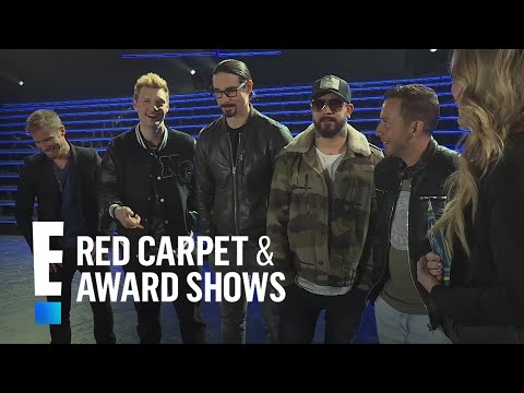 Backstreet Boys Tease Surprise Performances in Vegas | E! Live from the Red Carpet