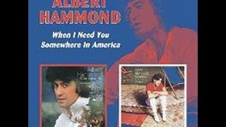 ALBERT HAMMOND - RIVERS ARE FOR BOATS (NEW VERSION 1977)