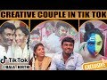 Creative Tik Tok Couple Bala Kirithi Fun Interview | Aadhan Tamil | Episode 60