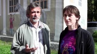 видео Непредсказуемый Предсказатель на Невском /Неформальные достопримечательности Санкт-Петербурга СПб