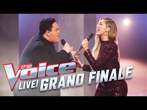 Delta Goodrem & Judah Kelly- 'I Was Here' | The Voice Australia 2017