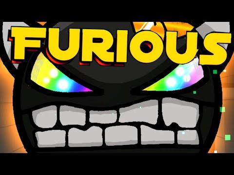 The Furious 100% - Geometry Dash Demon