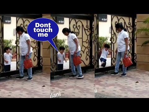 Oops ! Prince Taimur Ali Khan Got ANGRY At His Nanny In Public For The First Time |