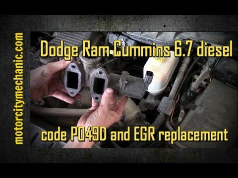 p0403 dodge diesel