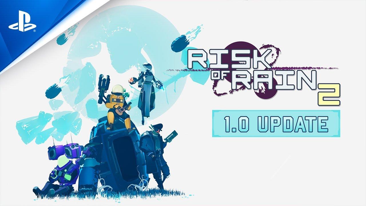 Risk of Rain 2 – 1.0 Update Trailer | PS4