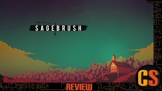 SAGEBRUSH - PS4 REVIEW (Video Game Video Review)