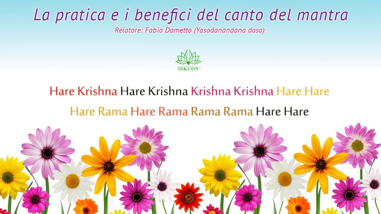 Hare Krishna incontri