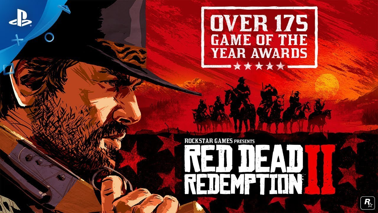 Red Dead Redemption - Awards Trailer