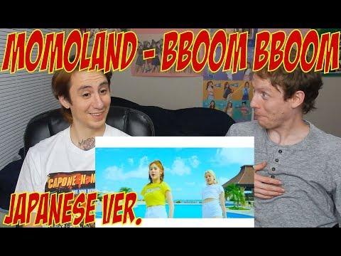 Momoland - Bboom Bboom [Japanese Version Reaction]