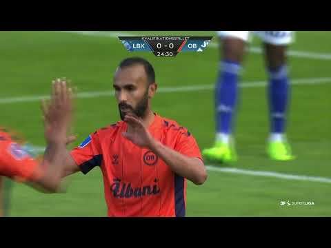 Lyngby Odense Goals And Highlights