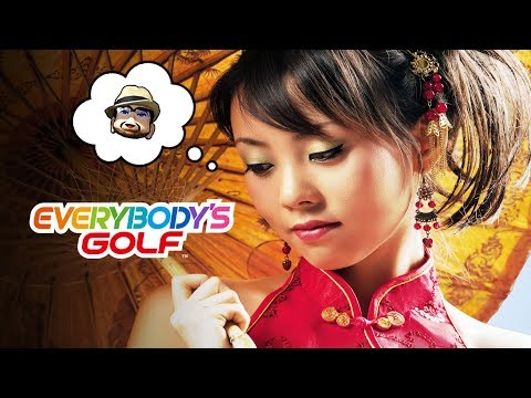 EVERYBODY'S GOLF (PS4) - China Number One !