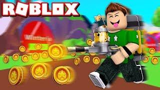 ROBO TODO el DINERO de ROBLOX !! | Roblox Vacuum Simulator