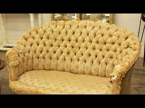 Antiques Roadshow | How to Shop for Antique Furniture