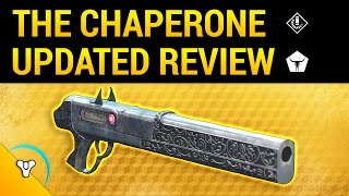Destiny Rise of Iron: The Chaperone Exotic Review v.2