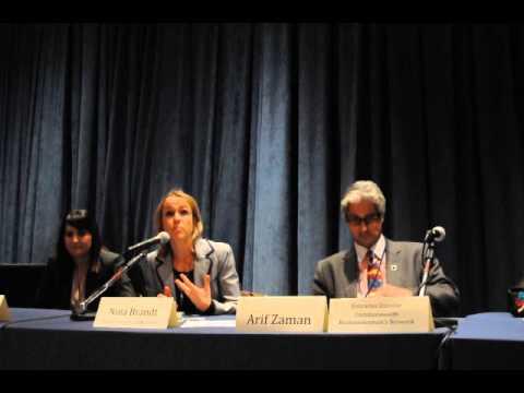 Women in Procurement: Nina Brandt, UN Development Business