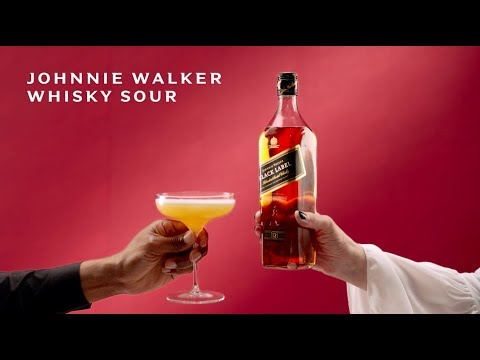 Whisky Sour | Whisky Cocktails | Johnnie Walker