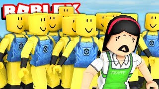 BIGGEST ROBLOX SERVER RAID