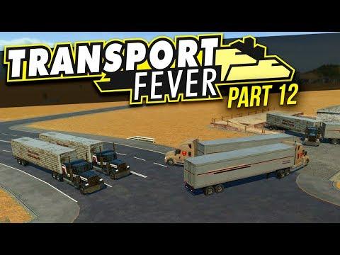 Transport Fever | PART 12 | TOO MANY TRUCKS