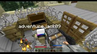 The Crafting Dead Season 1 Episode 1 Minecraft Roleplay
