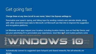 Windows 10 Audit Mode!