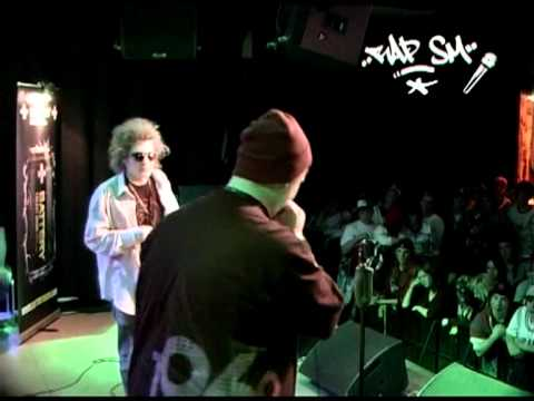 Rap SM 2008 Rölli vs. Kosola