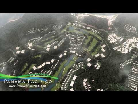 Panama Pacifico Overview Short Video - August 2013