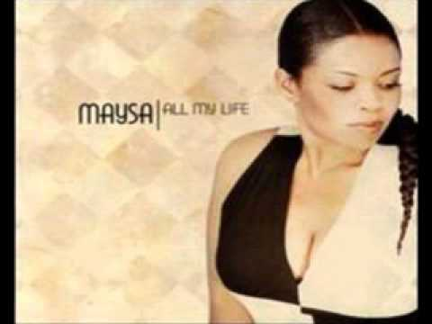 Maysa ~ Hooked on Your Love