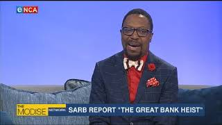 The Modise Network | People implicated in the VBS Mutual Bank report | 13 October 2018