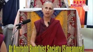 Thubten Chodron: Purpose of Studying Buddhism