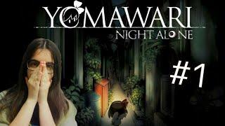 MINHA IRMÃ E MEU CACHORRO DESAPARECERAM! - Yomawari: Night Alone #1 - COM WEBCAM!! [JOGO DE TERROR]